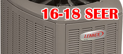 16 SEER Air Conditioning Dallas TX