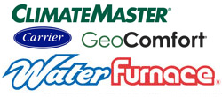 ClimateMaster GeoComfort WaterFurnace Dealers TX
