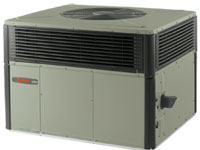 Trane Rooftop Heating Cooling